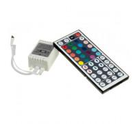 RGB контроллер 12 А 144 Вт, (IR 44 кнопки)