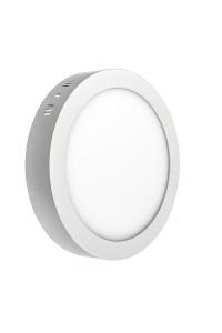 Светильник накладной18Вт 4000К круг негерметичный