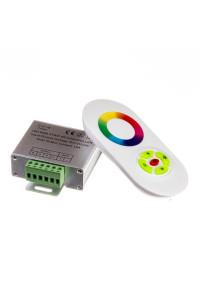RGB контроллер белый 18 А 216 Вт