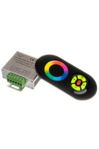 RGB контроллер черный 18 А 216 Вт