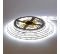 Светодиодная лента 12в белая AVT smd3014 204led/м негерметичная, 1м