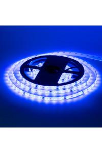 Светодиодная лента 12в синяя smd2835 60led/м герметичная, 1м