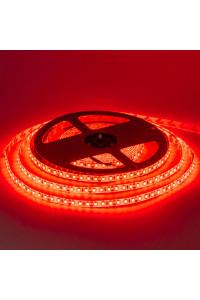 Светодиодная лента 12в красная smd2835 120led/м негерметичная, 1м