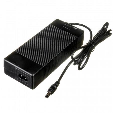 Купить Импульсный блок питания 12в 10A 120Вт штекер 5.5х2.5 мм +кабель питания негерметичный