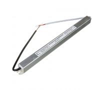Блок питания для ленты 12в SLIM-5A 60Bт герметичный