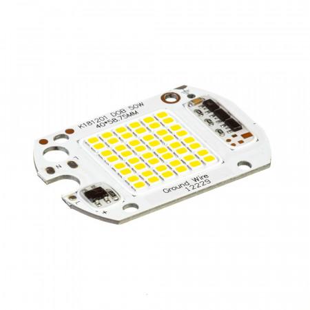 Купить Матрица IC 220В 50Вт белый цвет свечения