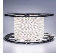 Светодиодная лента 220в белая AVT smd2835 120led/m 4W/m герметичная, 1м