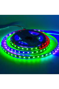 Адресная светодиодная лента AVT 12в tm1903 smd5050 60led/м негерметичная, 1м