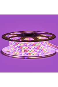 Светодиодная лента Multi-Color 220в smd2835 180led/m 10W/m герметичная, 1м
