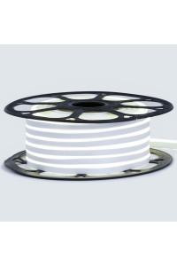 Светодиодный неон 12в нейтральный белый smd2835 120led/m 6W/m 8*16 PVC герметичный, 1м