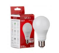 Светодиодная лампа 18вт sivio нейтральная белая E27 4100K A65