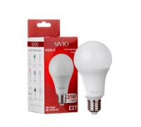 Светодиодная лампа 20вт sivio нейтральная белая E27 4100K A70