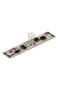 Сенсор для светодиодной ленты с диммером ON/OF 10А 12-24V