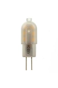 Led лампа smd SIVIO 2835 2Вт G4 220В 4500K Plastik