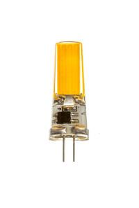 Led лампа cob SIVIO 2508 5Вт G4 220В 3000K Silicon