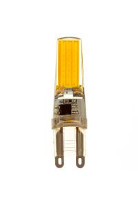 Led лампа cob SIVIO 2508 5Вт G9 220В 3000K Silicon