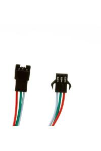 Коннектор led  для RGB Smart strip (комплект папа+мама)